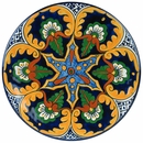 "11"" Talavera Dinner Plate or Display Plate"