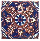 Talavera Tile - PP2188 - 15 Tiles