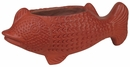 Terra Cotta Precolumbian Fish Pot