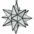 10 Inch Frosted Glass Star Fixture Small Moravian Star Light
