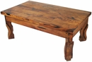 Mesquite Concave Leg Coffee Table
