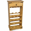Small Pine Wine Rack