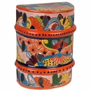 Closed Top Talavera Wall Sconce