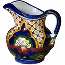 Traditional Talavera Creamer