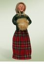 Byers Choice Carolers Traditional Woman Doll