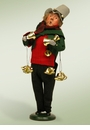 Byers Choice Carolers Man with Bells Doll