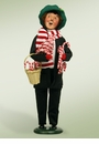 Byers Choice Carolers Man Selling Candy Canes Doll