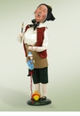 Byers Choice Carolers Toy Maker Doll