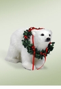 Byers Choice Carolers Polar Bear Cub Doll