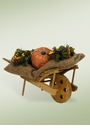Byers Choice Carolers Harvest Wheelbarrows