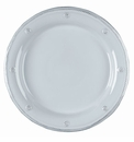Juliska Dinnerware Berry and Thread Round Dinner Plate - Whitewash