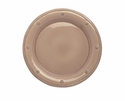 Juliska Dinnerware Berry and Thread Round Dinner Plate - Brown