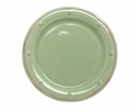 Juliska Dinnerware Berry and Thread Round Dinner Plate - Green