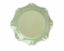 Juliska Dinnerware Berry and Thread Scallop Dessert Plate - Green