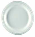 Juliska Dinnerware Berry and Thread Round Side Plate - Whitewash