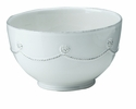 Juliska Dinnerware Berry and Thread Round Cereal Bowl - Whitewash