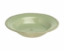Juliska Dinnerware Berry and Thread Rimmed Soup Bowl - Green