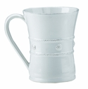 Juliska Dinnerware Berry and Thread Mug - Whitewash