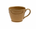 Juliska Dinnerware Berry and Thread Tea or Coffee Cup - Brown