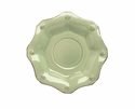 Juliska Dinnerware Berry and Thread Scallop Saucer - Green