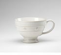 Juliska Dinnerware Berry and Thread Breakfast Cup - Whitewash