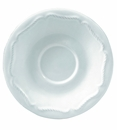 Juliska Dinnerware Berry and Thread Demitasse Saucer - Whitewash