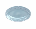 Juliska Dinnerware Berry and Thread Medium Oval Platter - Blue