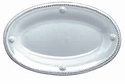 Juliska Dinnerware Berry and Thread Small Oval Platter - Whitewash