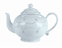 Juliska Dinnerware Berry and Thread Teapot - Whitewash