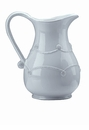 Juliska Dinnerware Berry and Thread Large Pitcher - Whitewash