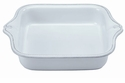 Juliska Bakeware Berry and Thread Square Baker - Whitewash