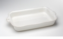 Juliska Bakeware Berry and Thread Rectangular Baker - Whitewash