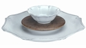 Juliska Dinnerware Berry and Thread 3 Piece Hostess Set - Whitewash