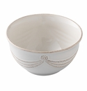 Juliska Berry and Thread large Prep Bowl Whitewash