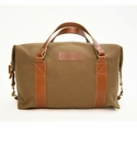 White Wing Small Catalina Duffle Bag - Tan