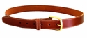 White Wing Man's Leather Belt XL