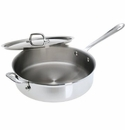 All-Clad 4 Qt Saute Pan