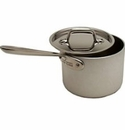 All Clad MC2 2 Quart Sauce Pan with Lid