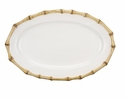 Juliska Dinnerware Classic Bamboo Medium Platter - Natural