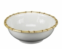 Juliska Dinnerware Classic Bamboo Medium Serving Bowl - Natural