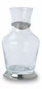 Match Pewter Glass Carafe 1/4 Litre