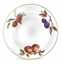 "Royal Worcester Evesham Gold 9"" Soup Plate"