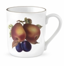 Royal Worcester Evesham Gold 12 Ounce Pear & Damson Mug