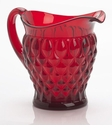 Mosser Glass Elizabeth Pitcher - Red