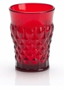 Mosser Glass Elizabeth Tumbler - Red