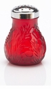 Mosser Glass Thistle Sugar Shaker - Red