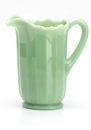 Mosser Glass Panel Pitcher - Jade