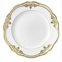 "Spode Stafford White 10.5"" Dinner Plate"