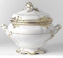 Spode Stafford White 14 Cup Soup Tureen