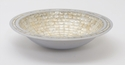 "Julia Knight Classic 15"" Round Bowl - Mother of Pearl"